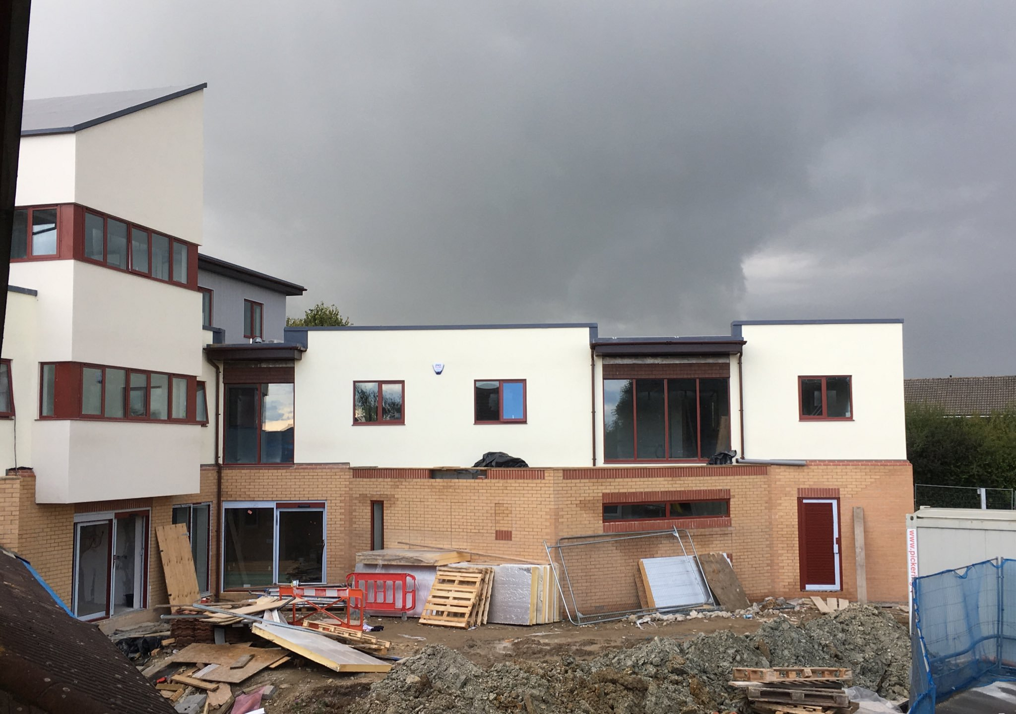 new build 2017 progress